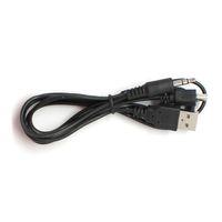 ingrosso micro usb del cavo aux-Altoparlante portatile Cavo audio USB Maschio Mini USB 5pin + 3.5mm Cavo USB AUX Micro spedizione gratuita