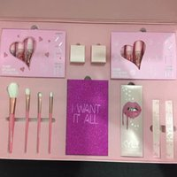 Wholesale Set Big Sale - Hot Sale!! Kylie Vacation Edition Bundle Makeup Set Take Me On Vacation I Want It All Bundle Holiday Edition Big Box Free Shipping