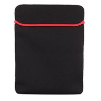 "Wholesale Neoprene Sleeve For Notebook - Protective Neoprene Soft Sleeve Pouch Case Bag for 10"" 14"" 15"" Tablet Notebook IPAD MacBook ASUS DELL Laptop Customized Colors and Sizes"