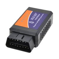 Scanner diagnostico dell'interfaccia dell'automobile di vendita calda eccellente di ELM 327 V1.5 Bluetooth OBD2 di vendita calda 2016 DA EPACKET YM0117
