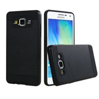 Wholesale Cheap Plastic Cell Phone Cases - Hot Sell Cheap Hybrid Lars Mars Polish Dual Layer Defender Armor Case Cell Phone Back Cover for Samsung Galaxy E5 Samsung Galaxy E7
