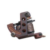 Wholesale best cast iron - cheap tattoo coil machine shader gun cast iron machine alloy frame cool desigh best selling WQ4448