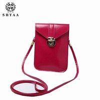 Wholesale Envelope Retro - SHYAA New Spring And Summer 2016 Women Bag Retro Single Shoulder Bag Women Messenger Bag Small Fashion Mini Bag 10pcs lot drop shipping