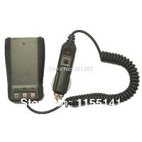 Wholesale Baofeng B6 - Car Battery Eliminator for BAOFENG UV-B5 UV-B6 Dual Band Two Way Radio Free Shipping