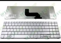 Wholesale Gateway Nv53 - New Laptop keyboard for Gateway NV52 NV53, Packard Bell EasyNote DT85 DT87 LJ61 LJ63 LJ67 LJ71 Silver Grey US - MP-07F33U46442