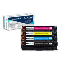 Wholesale Toner For Hp Laserjet - LCL 304A CC530A CC531A CC532A CC533A (4-pack) Toner Cartridge for HP Laserjet Enterprise P3015 P3015d P3015dn P3015x