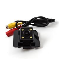 kamera mercedes toptan satış-BENZ S-CLASS için HD CCD Araç Arka Görüş Kamerası araba Ters Park Kamera Reversing Yedekleme Kamera Gece Görüş Su Geçirmez KF-V1190