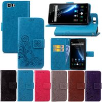 Wholesale Cell Phone Cases Doogee - Luxury Wallet Flip Cover stand Case For doogee x5 Flip wallet Leather for doogee x5pro Cell Phone PU Case protective sleeve