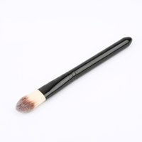 Neue Single Make-Up Pinsel Blending / Kontur / Wange Rouge Pulver Sektor Make-Up Pinsel Weichen Fan Pinsel Foundation Pinsel top qualität