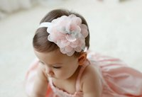 Wholesale Good Quality Hair Accessories - Z&F Baby Headwrap Girl Hair Bands Elastic Cord Headband Beauty Infant Girl Cute Lovely Lolita Good Quality