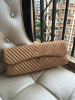 Wholesale Evening Clutch Bag Large - Hight quality 2015 women evening bag genuine leather handbag ladies' fashion day clutches women messenger bags free shipping