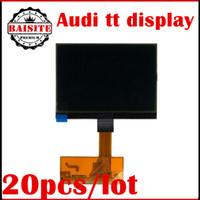 Wholesale Audi S3 Vdo Lcd Display - Promotion Price!!20pcs lot audi LCD Cluster Display For AUDI TT S3 A6 for VW VDO Jeager for VW LCD VDO LCD Display free dhl