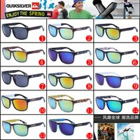 Wholesale Colorful Glasses For Men - 2016 Sunglasses Driving Cycling Sports Brands Colorful Brand Fashion Designer For Men Women Cheap UV400 sun glasses QS730 BY DHL
