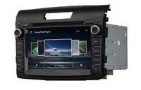"Wholesale Dvd Gps Navigation Crv - AS-8806 Dedicated For Honda CRV 2012-2013Wince 6.0 Car DVD GPS Navigation 2 din 7"" With Bluetooth IPOD TV Radio  RDS AUX IN DVR Mirrorlink"