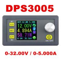 Wholesale Dc Voltage Regulator Step Down - Wholesale-DPS3005 Programmable Power Supply module buck Constant Voltage current Step-down Voltage converter regulator color LCD 50% off