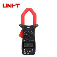 Wholesale Digital Clamp Meter Multimeters - Wholesale-UNI-T UT206 Digital Clamp Multimeters,digital meter,multimeter digital