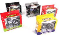 Wholesale Toy Shipping Bike - 100pcs new Alloy finger bikes Strange new desktop toys Flick Trix finger bike free shipping DHL