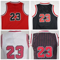 Wholesale Best Free Logos - Free Shipping #23 Michael Youth Kids Basketball Jersey Best quality Jersey Embroidery Logos Size S M L XL Accept Mix order