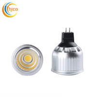 Super Bright COB GU10 MR16 GU5.3 E27 E14 Led Spot Licht 3W 5W 7W Glühbirne Lights Led Scheinwerfer 85-265V 12V Glühbirne Downlight