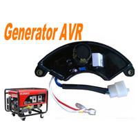 generador avr automático al por mayor-Venta al por mayor y de primera calidad LIHUA AVR para 5kw monofásico generador de gasolina EC6500, regulador de voltaje automático GX390, repuestos de gasolina