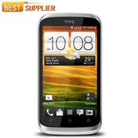 "Wholesale T328e Desire X - 2016 Promotion Limited Original HTC Desire X T328e Phone 4.0"" Touch Wifi Gps 5mp Camera Dual Core Android Unlocked Smartphone"