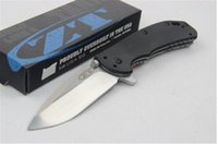 Wholesale Zt Systems - ZT Zero Tolerance 0566 D2 Ball bearing system G10 ZT Folding Knife xmas gift knife for man 1pcs freeshipping