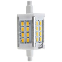 Meilleure promotion lumineuse 10W 15W 25W 5730 78/135 / 189mm R7S LED Corn Flood ampoule lampe Dimmable 85-265V