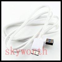 ingrosso filo per s4-Cavo di ricarica micro USB Cavi 3.0 Cavo di sincronizzazione dati 1M / 3FT Per Samsung S3 S4 S5 S6 S7 Nota 3 4 5