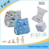 Wholesale Fine Online - 2016 fashion design PUL low moq pocket teen cloth nappies reusable fine health products baby online diapers