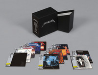 Wholesale Metal Cds - Wholesale- Heavy Metal COMPLETE Music Cd Box Set 13CD JAPAN ALBUM Brand New Factory sealed Top Quality.