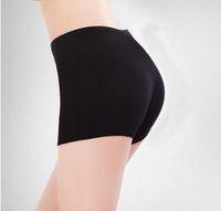 Wholesale Sexy Security - Wholesale-female safety pants Security thirds Safety Short Pants Underwear Leggings Women boxer shorts Sexy Women's Boyshort pants