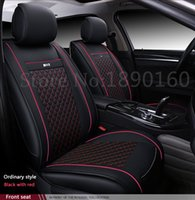 Wholesale Car Model Honda - Special leather car seat covers for Honda All Models CRV 2011-2007 breathable comfortable seat covers car ACCESSORIES styling