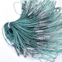 Wholesale Nylon Monofilament Fishing Nets - 1pc Hot Sale 3 Layers Monofilament Gill Fishing Net with Float Fish Trap Rede De Pesca Nylon Fishing Net 25m Accessory Tools