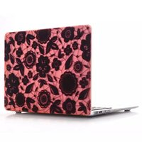 Lace Design Macbook Laptop Netbook Marble Design Hard Housse pour ordinateur pour 11.6 Air 13.3 15.4 Pro Retina shell