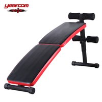 Wholesale Abdominal Board - Household More Function Lie Supine Plate Il Factory Direct Bodybuilding Equipment Abdominal Muscles Sit Up Benches Board Bench Abdomen Gym