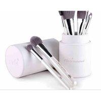 Wholesale Elegant Brush Set - Women's Fashion new 8 pcs Sets Eye Shadow Elegant Eyebrow Lip Brush Makeup Brushes Tool makeup brush sets
