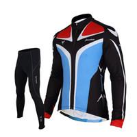 Wholesale Cheap Long Sleeve Cycling Jerseys - Tasdan Cheap Cycling Jerseys Bike Suit Cycling Jersey Top Long Short Sleeve Bicycle Wear Best Men Suit Sportswear