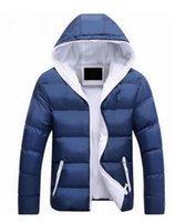Wholesale Long Red Overcoat Down - 2017 NEW Winter men jacket warm coat Mens down Coat Brand Sport Jacket ,Winter Down Parkas Man's Overcoat Size S-3XL