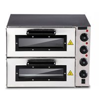 Cheap Double pizza oven Best 220 2400 baking oven