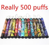 Wholesale Disposable Cigs - Eshisha Disposable Shisha pen Electronic cigarettes shisha time E cigs 500 puffs 27 type Various Fruit Flavors Hookah pen