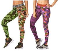 Wholesale Leggings Knitted - S M L woman pants Switch It Up Leggings yoga pants green purple