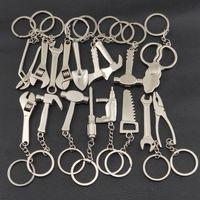 metallwaren großhandel-Mini Universal Keychain Simulation Werkzeuge Commodity Großhandel Günstige kreative Persönlichkeit Metall Schlüsselanhänger