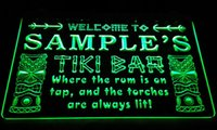 Wholesale Led Name Lights - LS584-g Name Personalized Custom Tiki Bar Beer Neon Light Sign.jpg