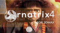 Wholesale Stand 3ds - Ornatrix 4.4.0 for 3ds max Full version