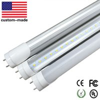 UK led g13 tube 18w smd - LED fluorescent tube T8 G13 1200mm 20W 25W 28W 4FT SMD2835 96LED AC 85-265V 4 feet 110V free shipping CE UL