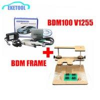 Wholesale Bdm Cable - Best Match BDM100 V1255+BDM FRAME ONE Set OBDII ECU Chip Tuning Programming ECU Reader Works BDM Programmer Full Adapters