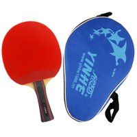 Wholesale Table Tennis Racket Bag - Yinhe 06B (06 B 06-B) Pimples In Shakehand Table Tennis Racket with a Paddle Bag 2015 Genuine Factory Direct Selling