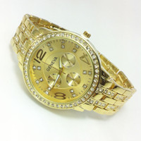 Wholesale Sapphire Crystal For Watches - Gift for Men Sapphire Crystal Watch Watch Famous Brands Stainless Steel Watches Women Wristwatches AAA Business Quartz Watch