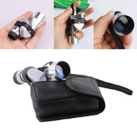 Wholesale Optical Monocular Mini - Wholesale-Modern Design Outdoor Mini Pocket 8x20 HD Corner Optical Monocular Telescope Eyepiece Free Shipping