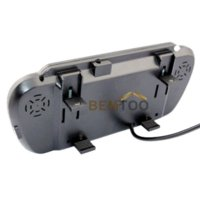 """Wholesale Backup Monitor Mirror - Hot Sell 7"""" TFT Color Hd Screen Lcd Car Rear View Mirror Dvd Monitor Reverse Backup , Parking Assistance free Shipping"""